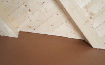 Cantiere Forlì: Realizzazione di intonaci interni in argilla e finiture in argilla e cocciopesto